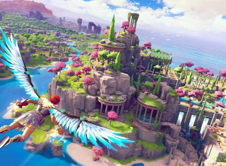 Immortals Fenyx Rising: Ubisoft pubblica un'ora di video gameplay dedicato al titolo