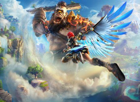 Immortals Fenyx Rising: il titolo Ubisoft in arrivo il 3 dicembre su Nintendo Switch