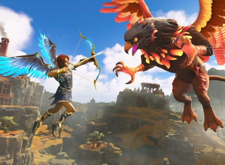 Immortals Fenyx Rising: un video ci mostra le creature mitologiche presenti nel titolo