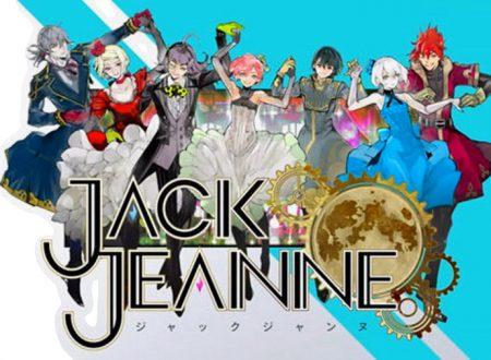 Jack Jeanne: pubblicato un nuovo trailer giapponese introduttivo al titolo