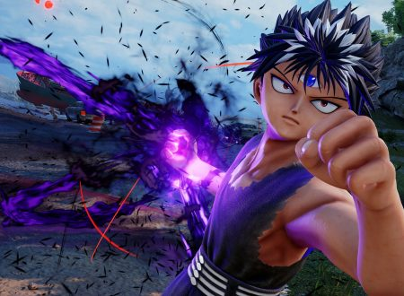 Jump Force Deluxe Edition: Hiei di YuYu Hakusho in arrivo come DLC su Nintendo Switch