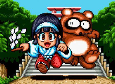 KiKi KaiKai: Kuro Mantle no Nazo, il titolo in arrivo prossimamente su Nintendo Switch