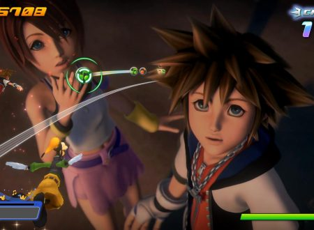 Kingdom Hearts: Melody of Memory, pubblicati nuovi screenshots del titolo su Nintendo Switch
