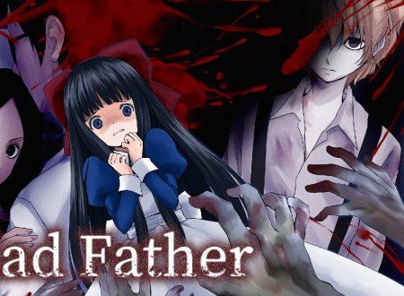 Mad Father: il celebre horror indie in arrivo il 5 novembre sull'eShop di Nintendo Switch