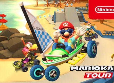 Mario Kart Tour: pubblicato il trailer del Tour di Los Angeles, disponibile ora nel titolo mobile