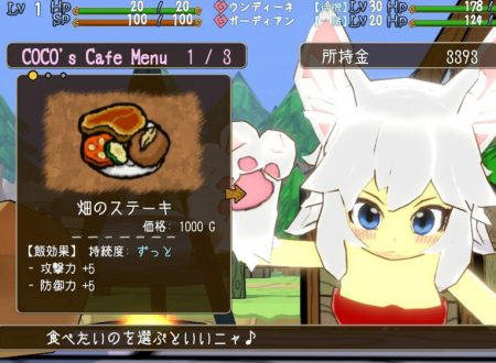 Monster Girls and the Mysterious Adventure, il roguelike in arrivo il 17 settembre sui Nintendo Switch giapponesi