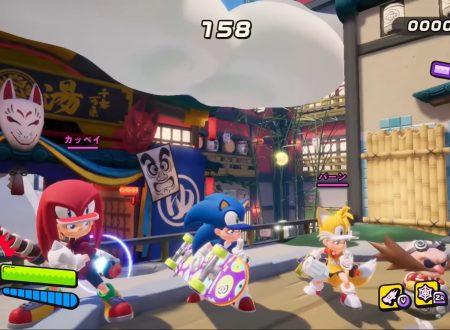 Ninjala: la collaborazione con Sonic the Hedgehog in arrivo il 23 settembre nel titolo