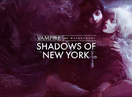 Nintendo Switch: svelati i filesize di Vampire: The Masquerade – Shadows of New York, WWE 2K Battlegrounds ed altri