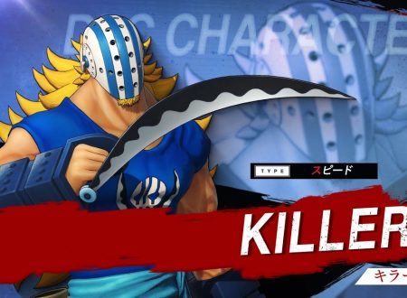 One Piece: Pirate Warriors 4, pubblicato un nuovo trailer sul DLC di Killer
