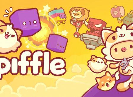 Piffle: A Cat Puzzle Adventure, uno sguardo in video gameplay al titolo dai Nintendo Switch europei