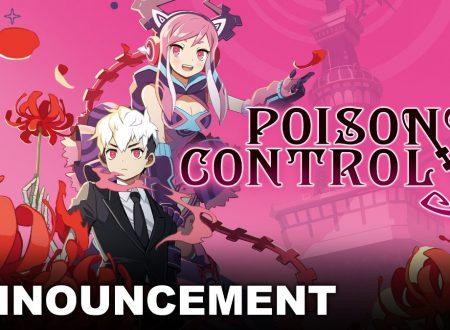 Poison Control: il titolo di NIS America in arrivo a inizio 2021 su Nintendo Switch