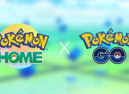 Svelati i dettagli sul trasferimento di Pokémon da Pokémon GO a Pokémon HOME