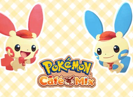 Pokémon Cafe Mix: ora disponibili Plusle e Minun nei nuovi stage regolari e in arrivo l'evento in team con Snorlax