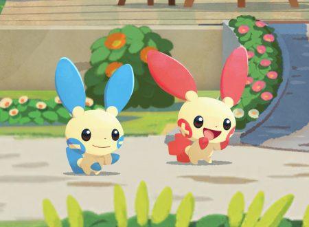 Pokémon Cafe Mix: svelato l'arrivo imminente di Plusle e Minun negli stage regolari