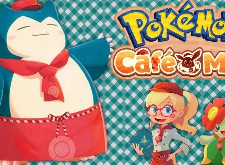 Pokémon Cafe Mix: uno sguardo in video gameplay all'evento speciale in team con Snorlax