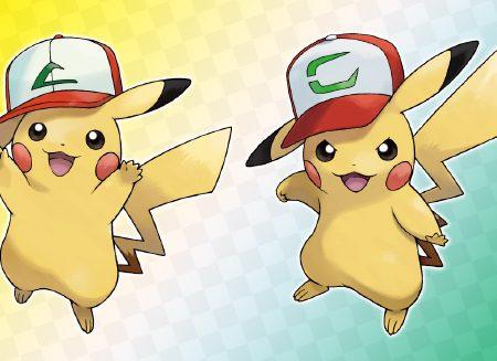 Pokémon Spada e Scudo: annunciato l'arrivo dei Pikachu con i cappellini di Ash tramite codice seriale