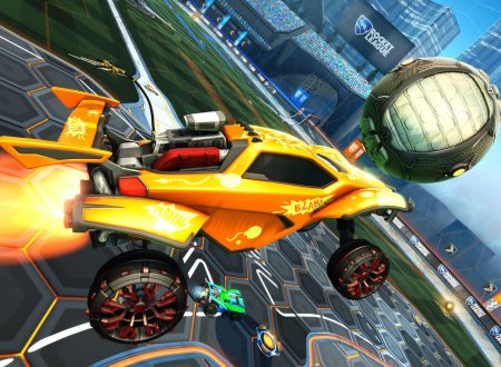 Rocket League: il titolo aggiornato alla versione 1.82 sui Nintendo Switch europei