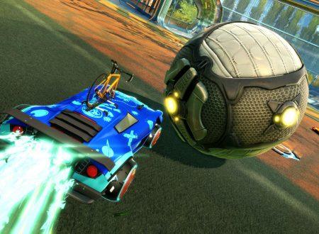 Rocket League: il titolo aggiornato alla versione 1.83 sui Nintendo Switch europei