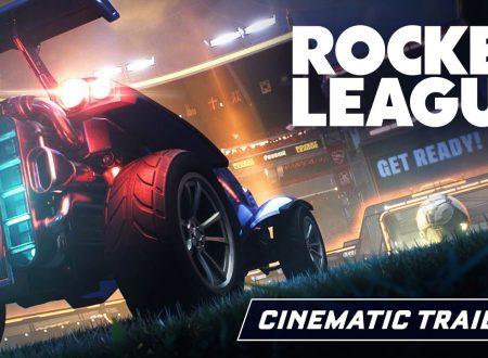 Rocket League: la versione free-to-play è in arrivo il 23 settembre su Nintendo Switch