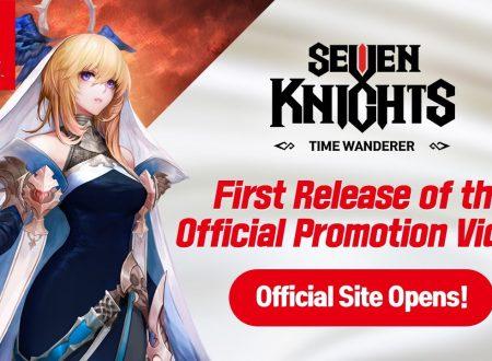 Seven Knights: Time Wanderer, pubblicato il trailer di debutto del titolo su Nintendo Switch