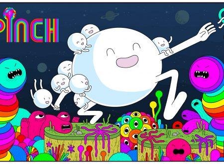 Spinch, uno sguardo in video gameplay al titolo dai Nintendo Switch europei