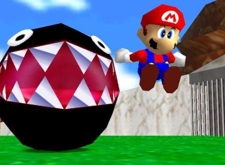Super Mario 3D All-Stars, la raccolta aggiornata alla versione 1.0.1 sui Nintendo Switch europei