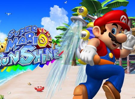 Super Mario Sunshine: uno sguardo in video al classico Nintendo Gamecube in Super Mario 3D All-Stars sui Nintendo Switch europei