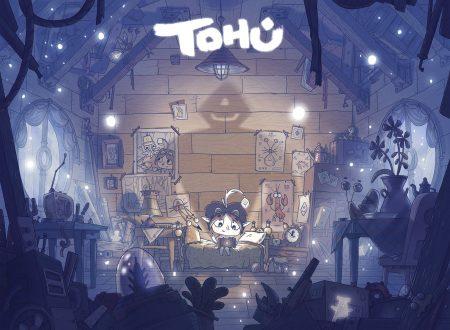 TOHU: l'adventure game in arrivo il 28 gennaio sull'eShop di Nintendo Switch