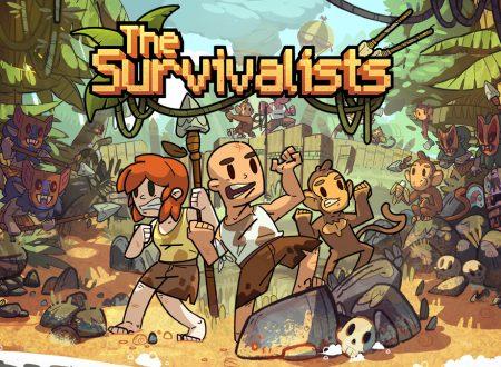 The Survivalists: uno sguardo in video alla demo dai Nintendo Switch europei