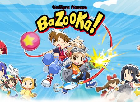 Umihara Kawase BaZooKa!!, uno sguardo in video al titolo dai Nintendo Switch europei