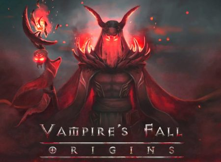 Vampire's Fall: Origins, uno sguardo in video al titolo dai Nintendo Switch europei