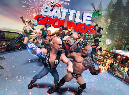 WWE 2K Battlegrounds: uno sguardo in video ai primi 20 minuti del titolo sui Nintendo Switch europei