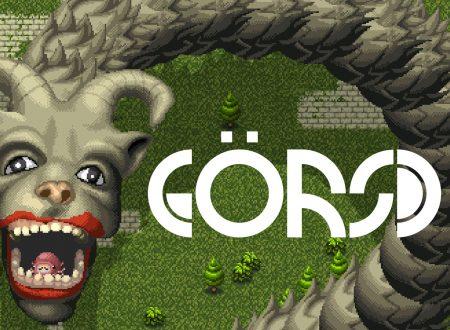 GORSD: uno sguardo in video allo strategico dai Nintendo Switch europei