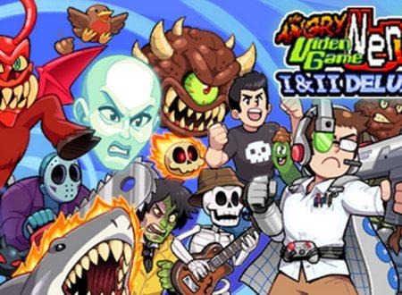Angry Video Game Nerd I & II Deluxe: il titolo in arrivo il 30 ottobre su Nintendo Switch