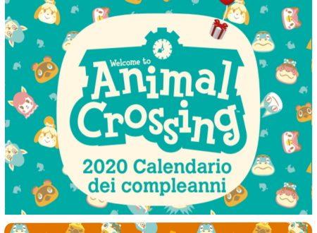 Animal Crossing: New Horizons, il calendario dei compleanni degli animali nel mese di ottobre