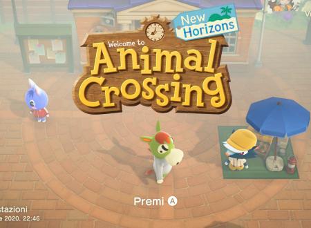 Animal Crossing: New Horizons, il titolo aggiornato alla versione 1.5.1 sui Nintendo Switch europei