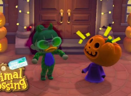 Animal Crossing: New Horizons: uno sguardo in video all'evento di Halloween con Fifonio