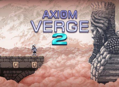 Axiom Verge 2: il titolo rinviato ai primi mesi del 2021 su Nintendo Switch