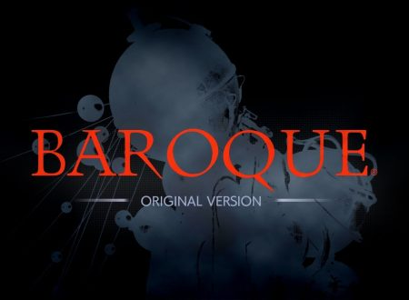 Baroque: Original Version, il titolo in arrivo il 12 novembre sui Nintendo Switch nipponici