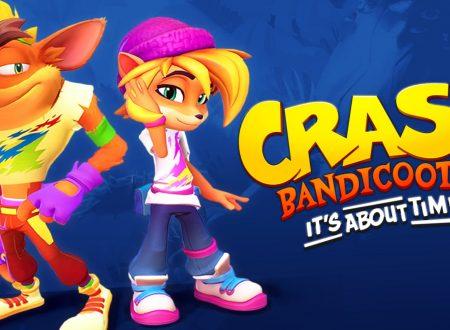 Crash Bandicoot 4: It's About Time, uno sguardo in video ai primi 35 minuti del quarto capitolo del marsupiale