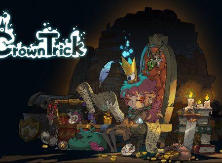 Crown Trick: uno sguardo in video al roguelike a turni dai Nintendo Switch europei