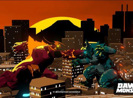 Dawn of the Monsters: il titolo di WayForward e 13AM Games in arrivo su Nintendo Switch
