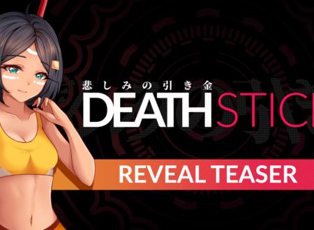 DeathStick: il platform action 2D in pixel art è in arrivo nel Q3 2022 su Nintendo Switch