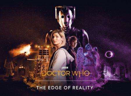 Doctor Who: The Edge of Reality, il titolo annunciato per l'arrivo nella primavera 2021 su Nintendo Switch