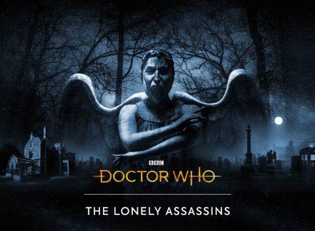 Doctor Who: The Lonely Assassins, il titolo in arrivo nella primavera 2021 su Nintendo Switch
