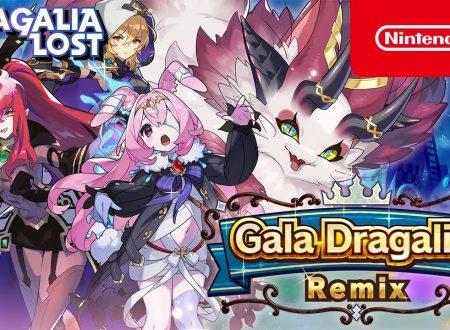 Dragalia Lost: annunciato il ritorno dell'evento: Gala Dragalia Remix per il 16 ottobre prossimo