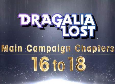 Dragalia Lost: i Capitoli dal 16 al 18 della trama principale verranno distribuiti entro il mese di febbraio 2021