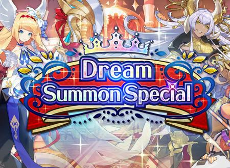 Dragalia Lost: ora disponibile il nuovo Dream Summon Special nel titolo mobile