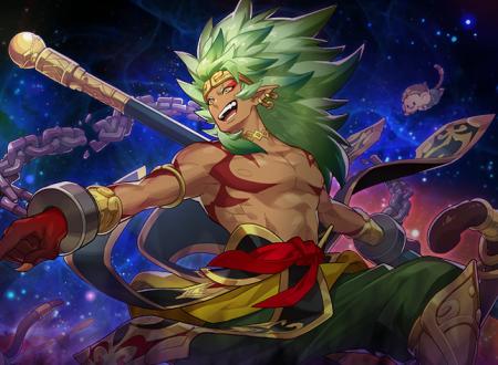 Dragalia Lost: ora disponibile il nuovo evento degli Astral Raids con Qitian Dasheng