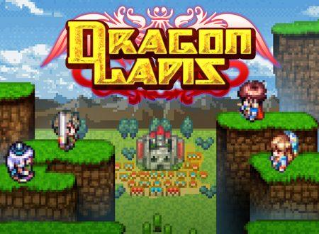 Dragon Lapis: uno sguardo in video al JRPG di KEMCO dai Nintendo Switch europei